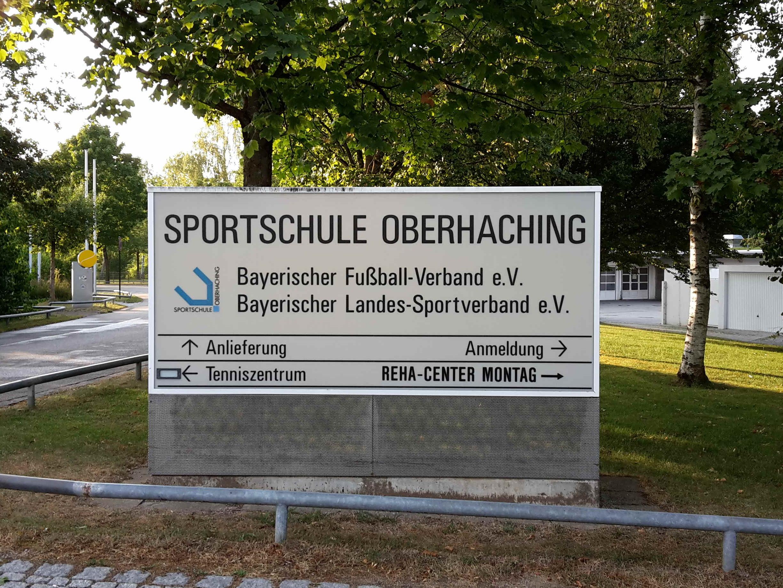 Sportschule Oberhaching (2)